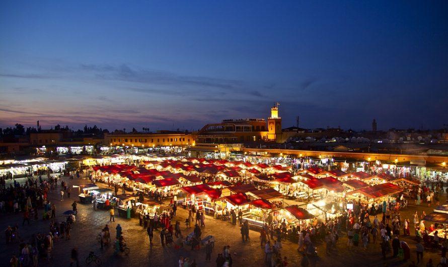 Shopping à Marrakech: guide du plus grand souk du Maroc