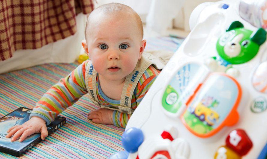 Choisir le bon jouet de son enfant selon son âge